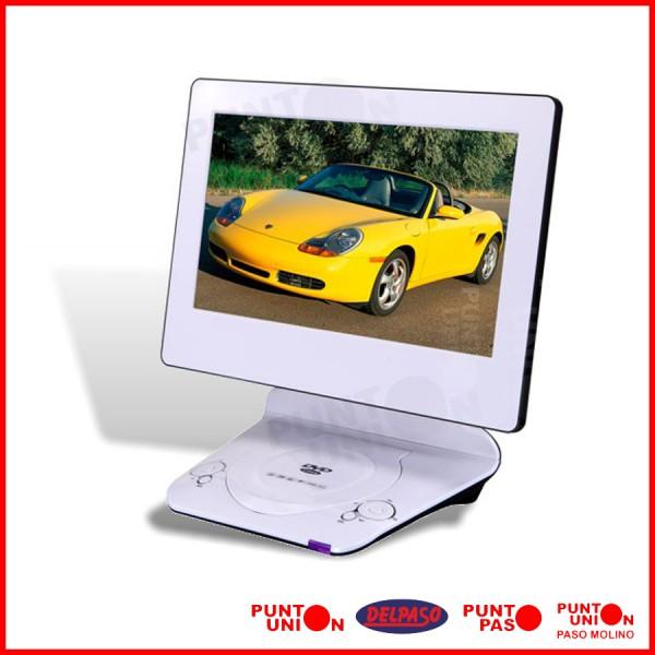 "Tv Normende 14"" LCD con DVD"