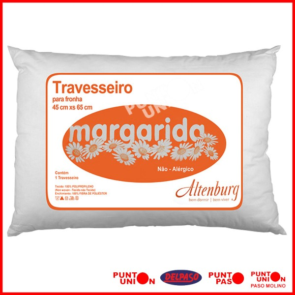 Almohada Margarida