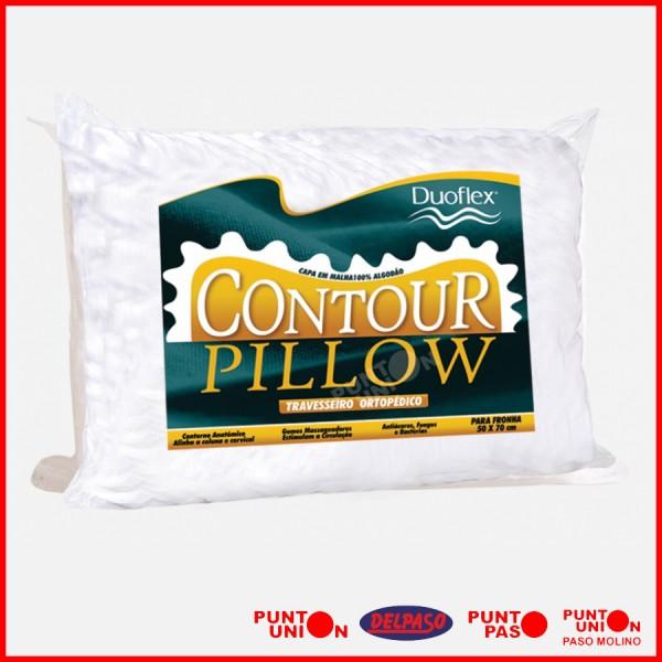 Almohada Contour Pillow Duoflex